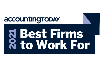 2021 Best Firms to Work for