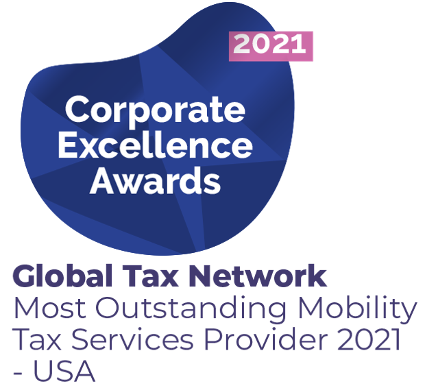 2021 Corporate Excellence Award - UPDATE