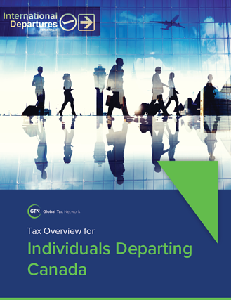 Cover Image - Canadian Tax Overview