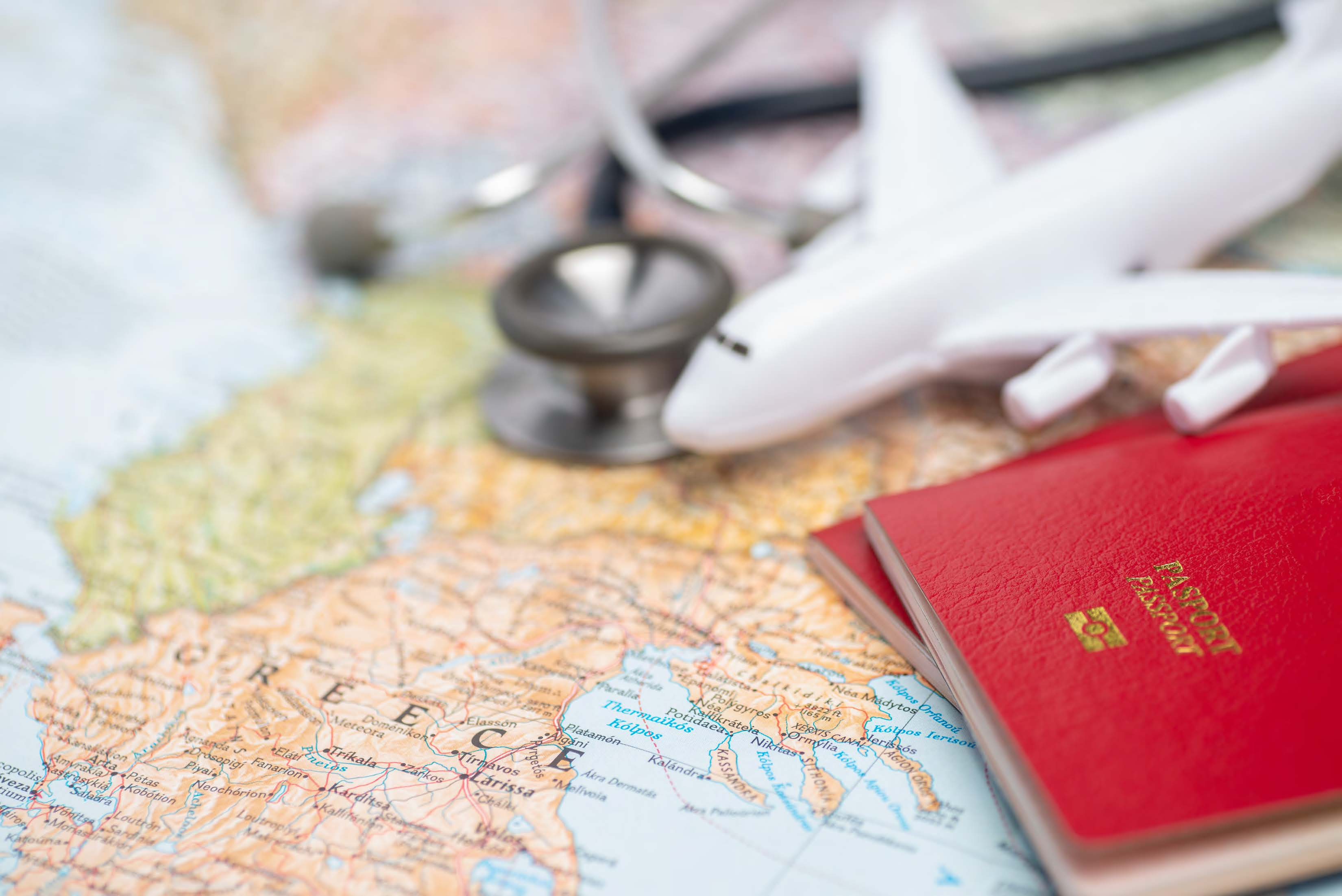 Global mobility health and travel