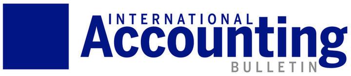 International Accounting Bulleting logo