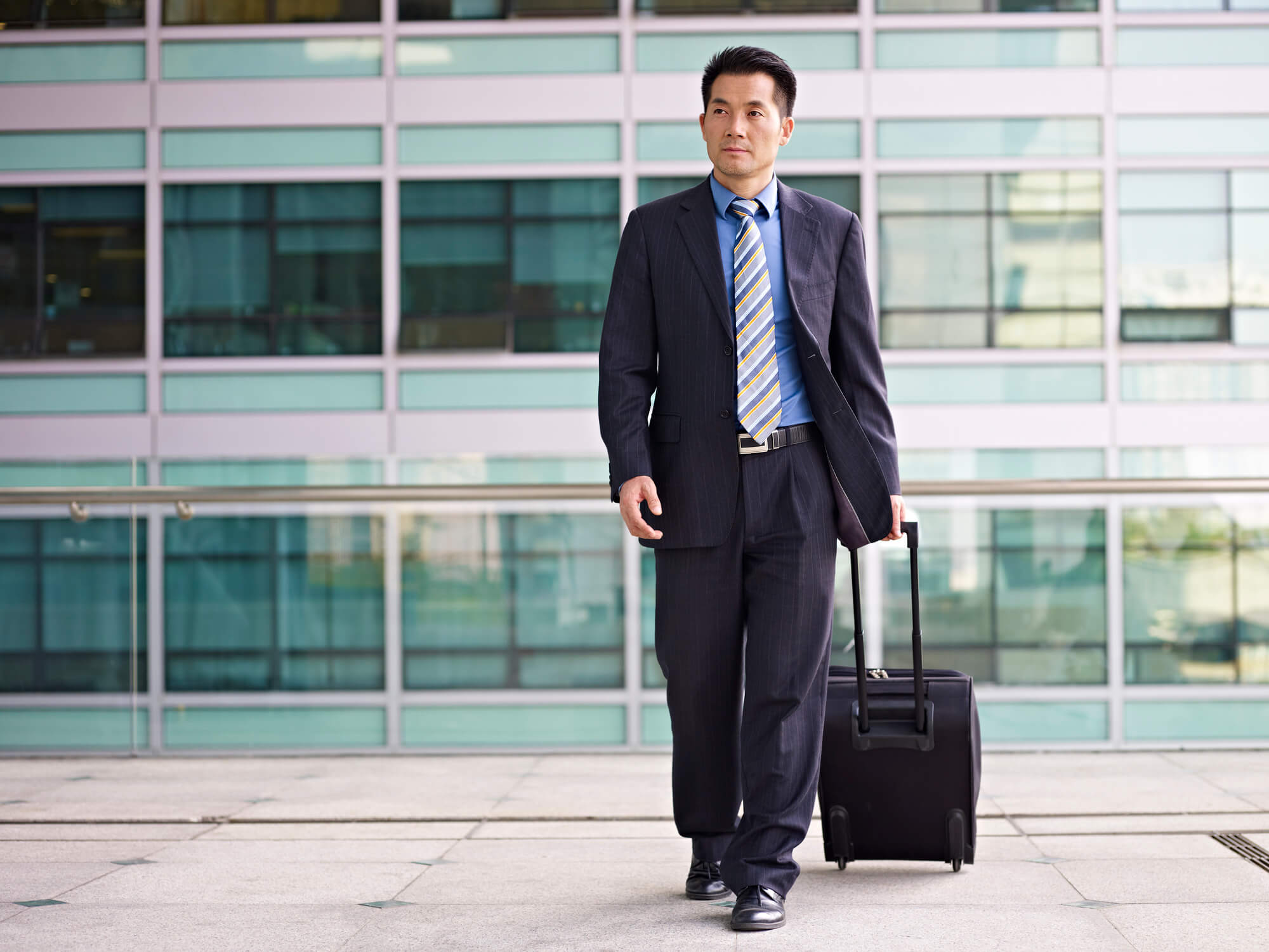 Business Traveler Solution - Let Us Be Your Guide