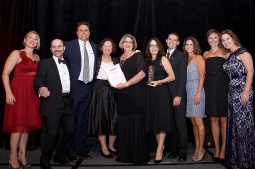 EMMA Winner for Best Vendor Partnership