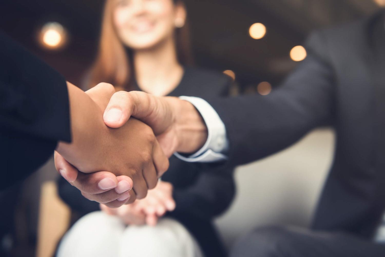 handshake promotion